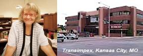 Doris Ganser from Transimpex