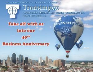 Transimpex Anniversary